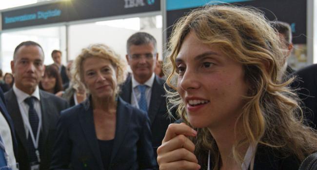 Marianna Madia al ForumPA 2015