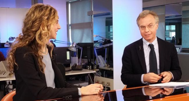 Marianna Madia a Repubblica TV