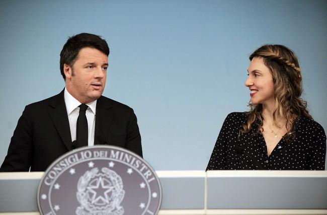 Matteo Renzi Marianna Madia decreti riforma PA